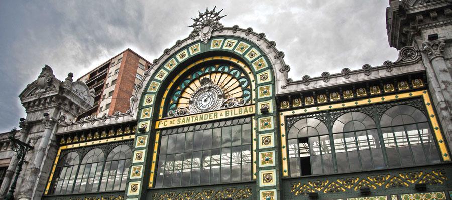 BAO, La Revista de Bilbao | Estación de la Concordia. Una mirada ...