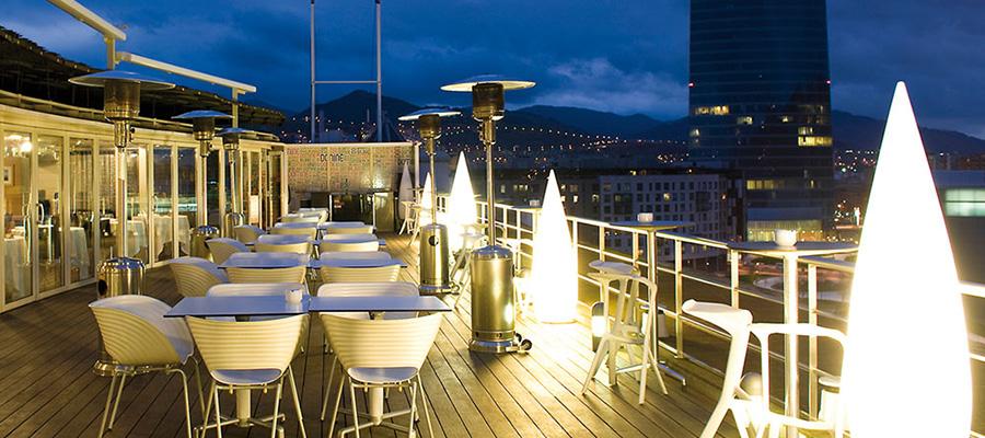 Bao la revista de bilbao doma la terraza del domine - Restaurante hotel domine bilbao ...
