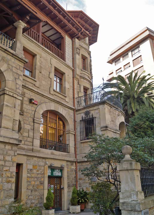 chalet Allende