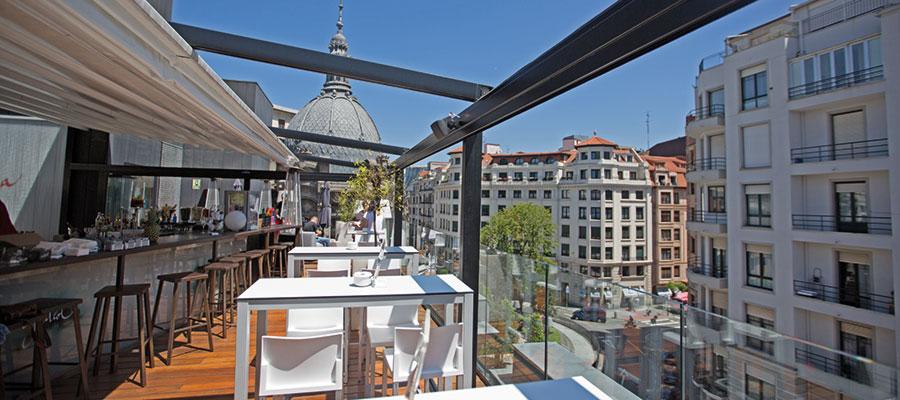 Bao La Revista De Bilbao Terrazas Esenciales Bilbao 2016